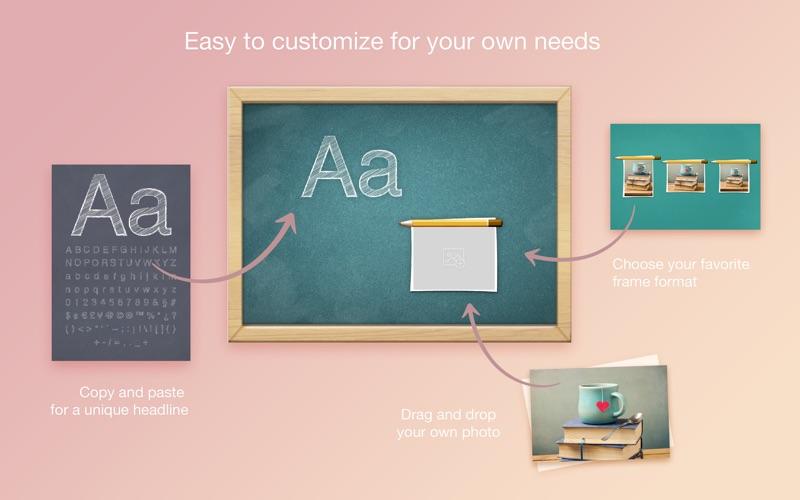 Decor Graphics – Templates Lab for Mac 3.2.3 激活版 – iWork的插图合集-爱情守望者