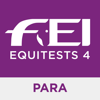 FEI EquiTests 4 - Para-Equestrian Dressage Tests