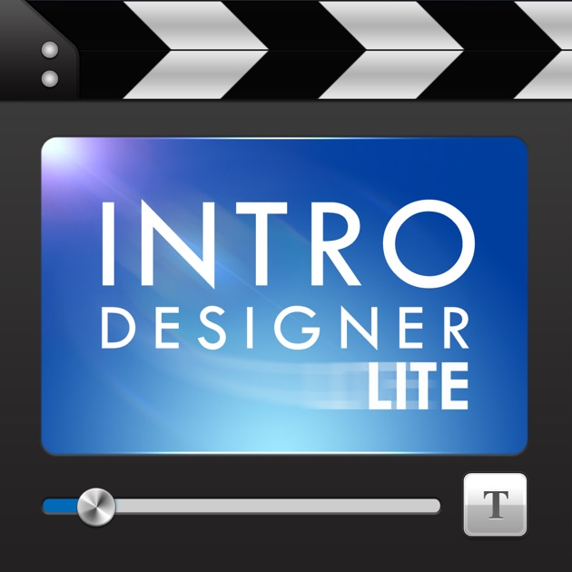 Intro designer lite create intros for imovie on the app for Imovie intros templates