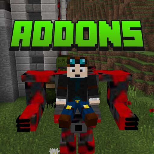 Add Ons for Minecraft PE (Minecraft Addons) By Simplecto, LLC.