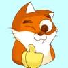 Leo the Cat - Fun Stickers