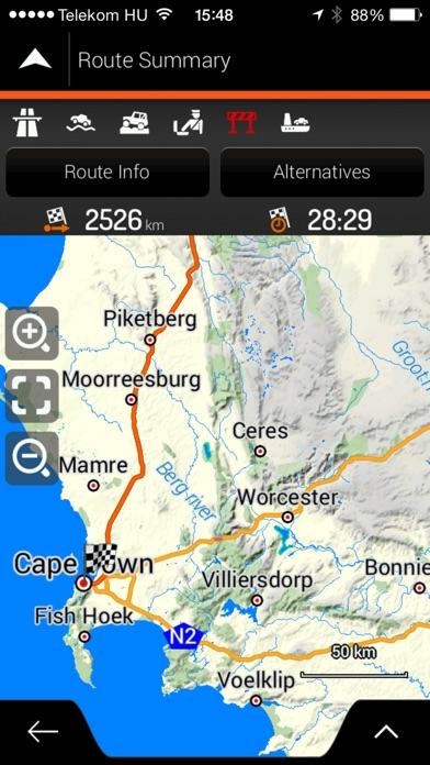 Tracks4Africa Overland Navigator on the App Store