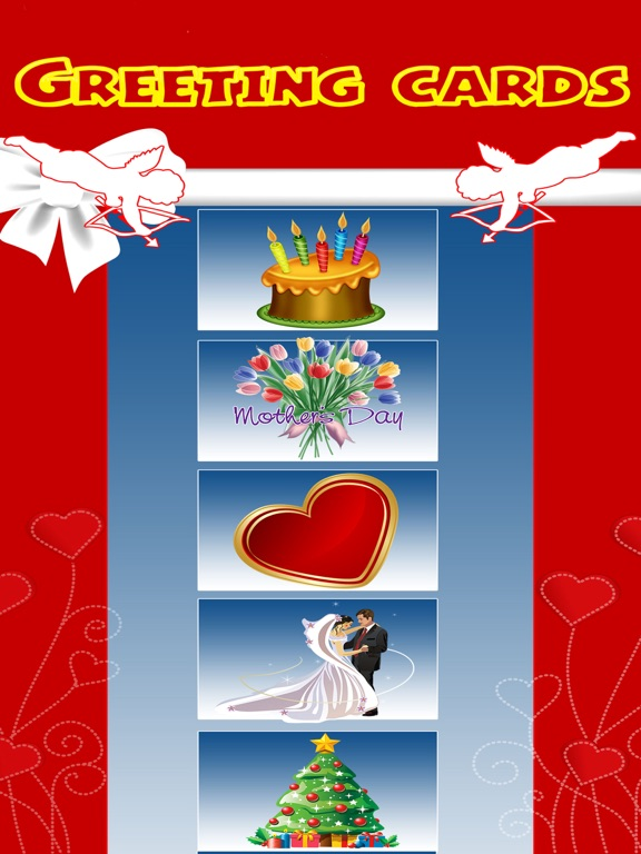 Greeting Cards Happy Birthday Love Mothers Day on the App Store – Birthday Cards for Ipad