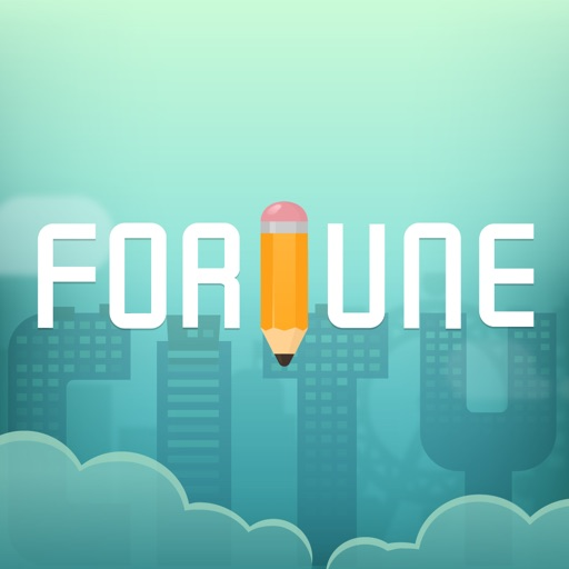 Fortune City - A Gamified Finance App iOS App