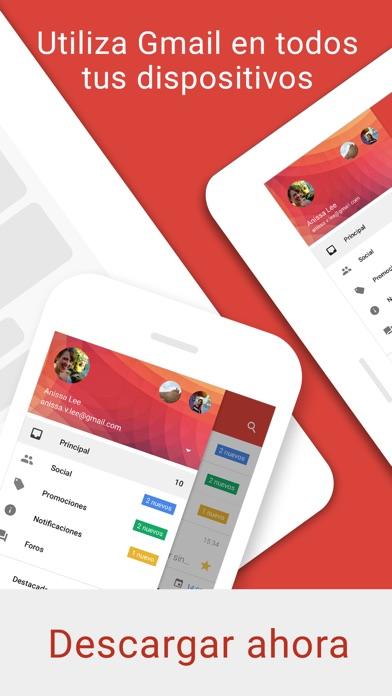 download Gmail - El e-mail de Google apps 0