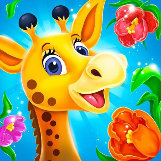 Kids zoo. iOS App