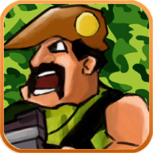 Defense War - Protect Great Location iOS App
