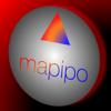 mapipo - シンプルで使いやすいカーナビ・徒歩ナビアプリ-