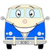 Bobo Garage Auto spiele für Kleinkinder, 1-3 Jahre