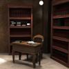 脱出ゲーム - Den - 古びた五角形の書斎からの脱出