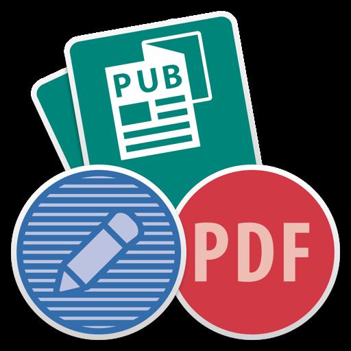 PUB Converter - for Microsoft Publisher
