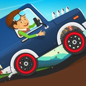 racing car game for kids driving bike for free