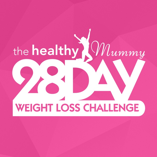 28 Day Weight Loss Challenge - The Healthy Mummy on the ...