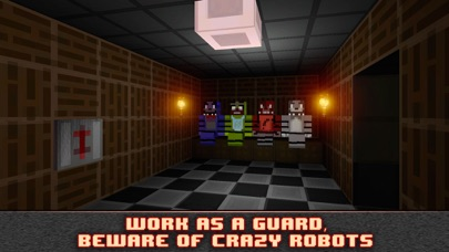 Nights at Cube Pizzeria 3D-1