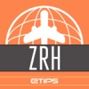 Zurich Travel Guide and Offline City Map & Metro