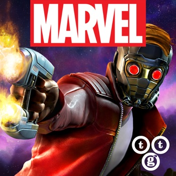 Marvel's Guardians of the Gala... app for iphone
