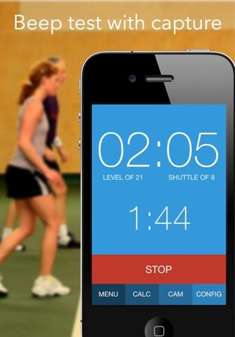 FitnessMeter - Test & Measure screenshot 3