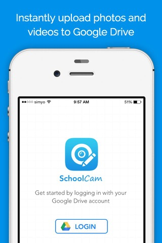 Download SchoolCam - Camera for Google Drive and Classroom app for