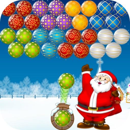 Bubble Christmas Free iOS App