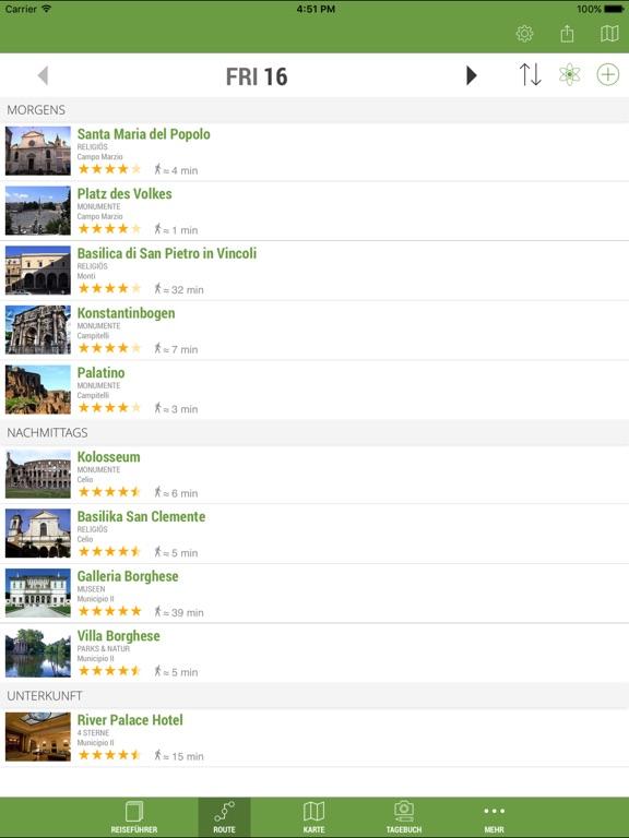 Rom Reiseführer (mit Offline Stadtplan) - mTrip Screenshot