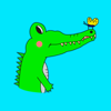 Giant Alligator Stickers! Wiki