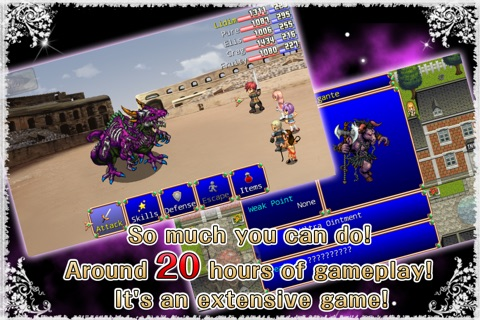 RPG Destiny Fantasia screenshot 4