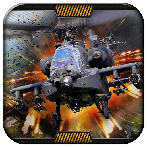 Apache Gunship Heli Missions - Copter Revenge iOS App