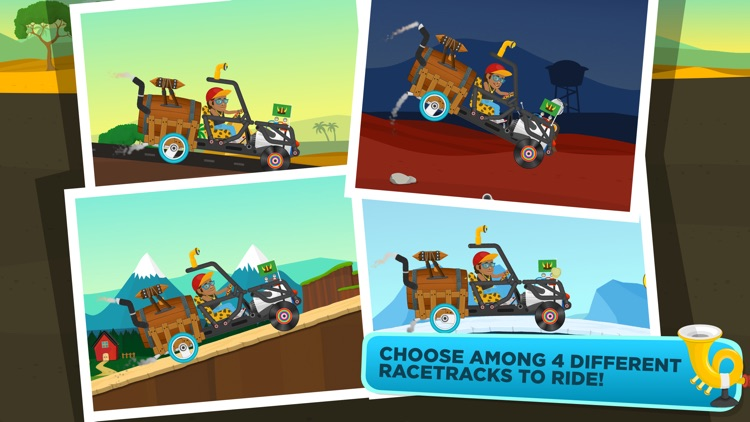 racing car game for kids