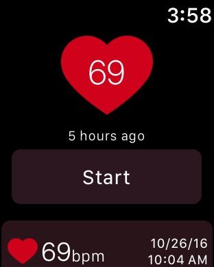 Cardiograph Screenshot