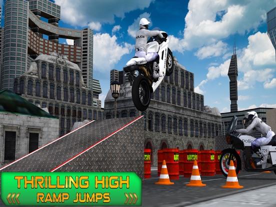 Police Moto Training screenshot 8