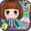 貝貝小公主上學兒童遊戲-寶寶愛玩的換裝做飯遊戲大全