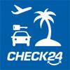 CHECK24 Reisen, Mietwagen, Hotel, Flug