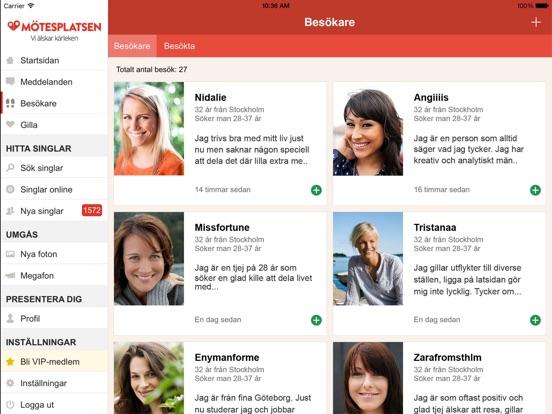 Dejting app för unga