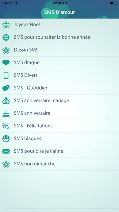 Sms D Amour Mots D Amour On The App Store