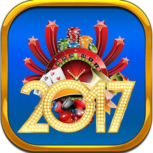 Paradise Royal Vegas New Year - Free Slots iOS App