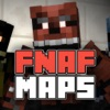 FNAF Maps for Minecraft PE Apps free for iPhone/iPad