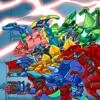 합체! 다이노 로봇 - 공룡군단 공룡게임 10종
