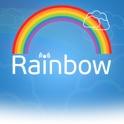 Rainbow-Sync your data between cloud services icon