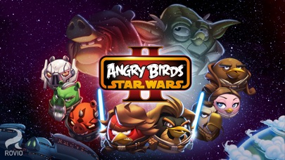 Screenshot of Angry Birds Star Wars II1