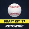 RotoWire Fantasy Baseball Draft Kit 2017