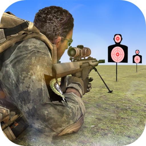 US ARMY SNIPER SHOOTER iOS App