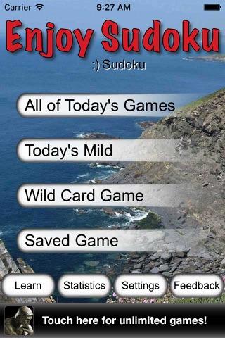 :) Sudoku screenshot 2