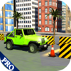 Luxury Jeep 4×4 parking Prado Pro Wiki