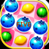 Fruity Five - Addictive Fun game!!.!..! App