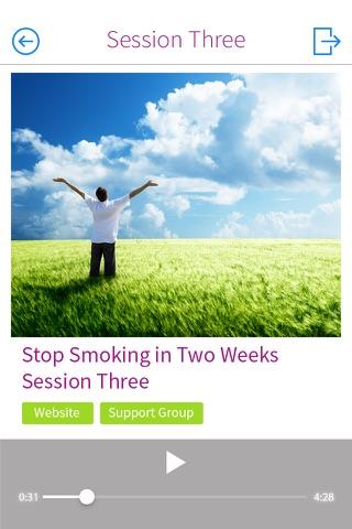 Stop Smoking in Two Weeks - With Hypnosis! screenshot 4
