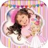 Фоторамки с принцессами для девочек