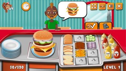 download My Burger Shop ~ Juegos de Cocinar Hamburguesas apps 2