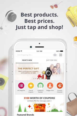 AliExpress Shopping App screenshot 1