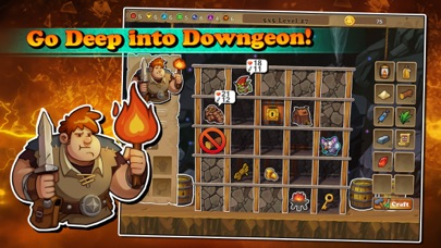 Downgeon Quest Screenshot