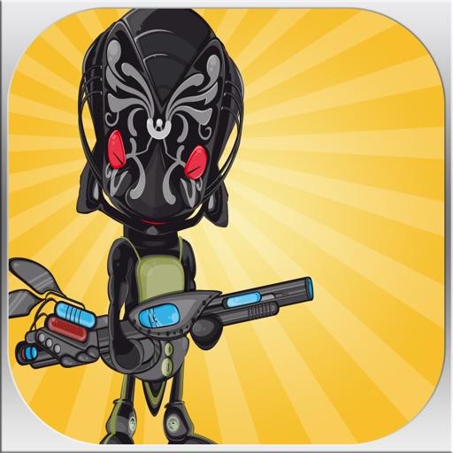 Super Alien Zombie Run iOS App
